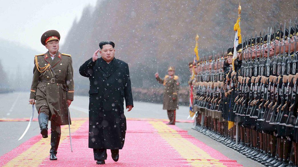 Pyongyang prepara lançamento de satélite