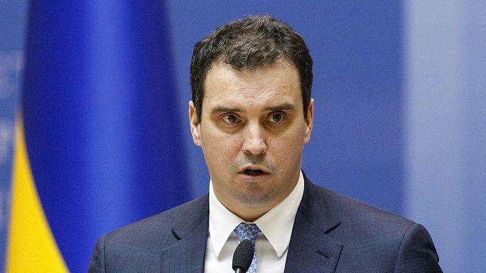 Ukraine's economy minister quits over 'corrupt vested interests'