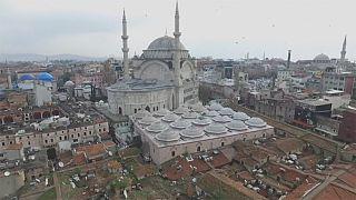 El Gran Bazar de Estambul se prepara para su restauración