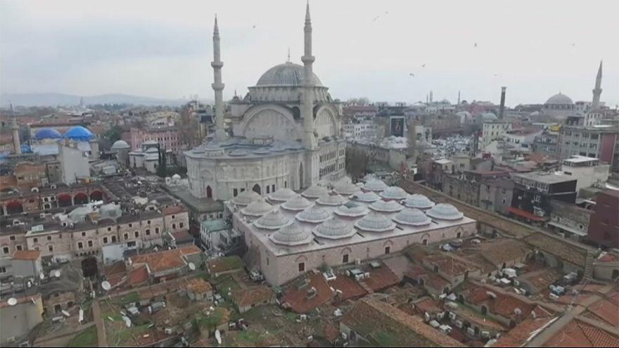 Le Grand Bazar d'Istanbul va faire peau neuve