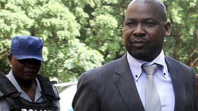 Inculpation du procureur général du Zimbabwe