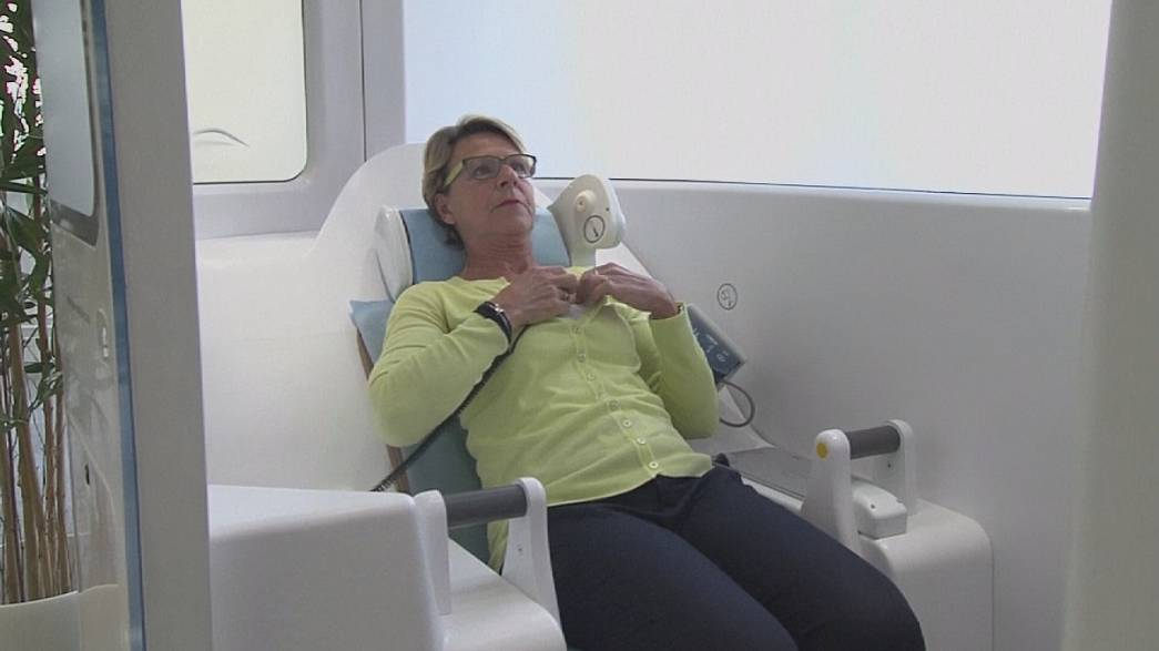 تقنية جديدة لفحص المرضى في الريف الفرنسي
