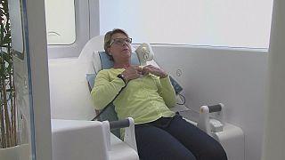 معاینه از راه دور در باجه های پزشکی