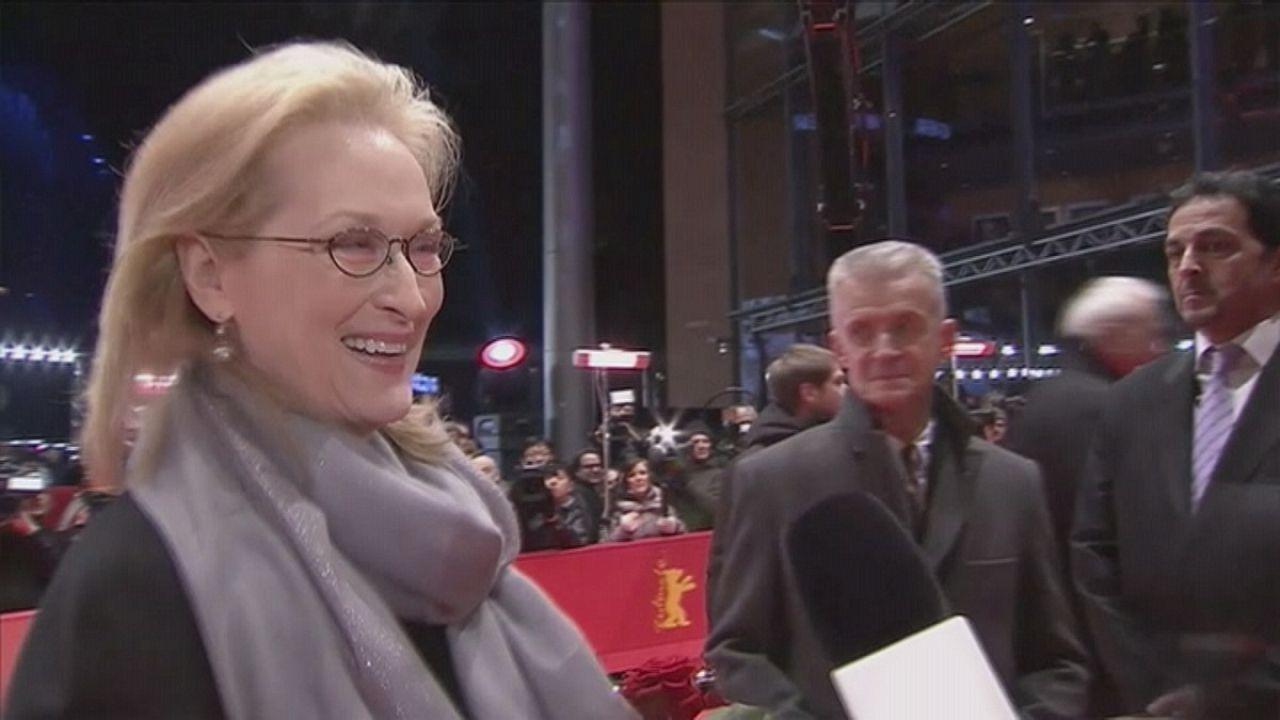 ميريل ستريب تترأس لجنة تحكيم مهرجان برلين السينمائي الدولي