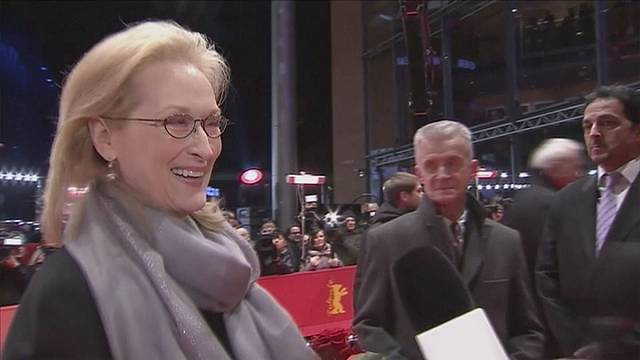 Meryl Streep présidente de la Berlinale