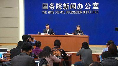 El gobierno chino tiene como objetivo un crecimiento este año de entre el 6,5 y el 7%