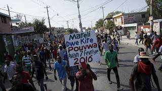 Haiti: Special delegates meet opposition in a bid to quell political tension