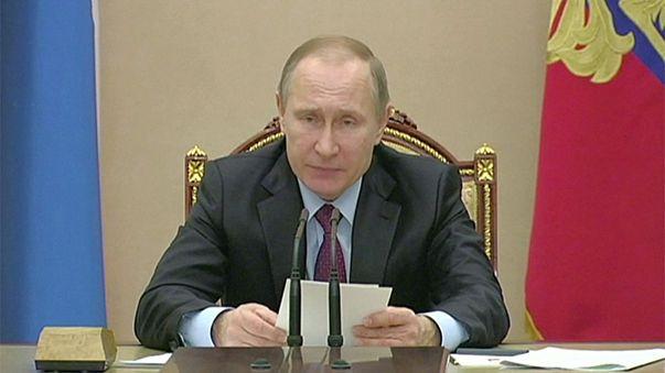 Putin se propone acelerar las privatizaciones por el agujero presupuestario en Rusia