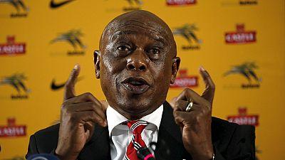 Le Sud-africain recherche le soutien du continent africain pour la course à la présidence de la FIFA
