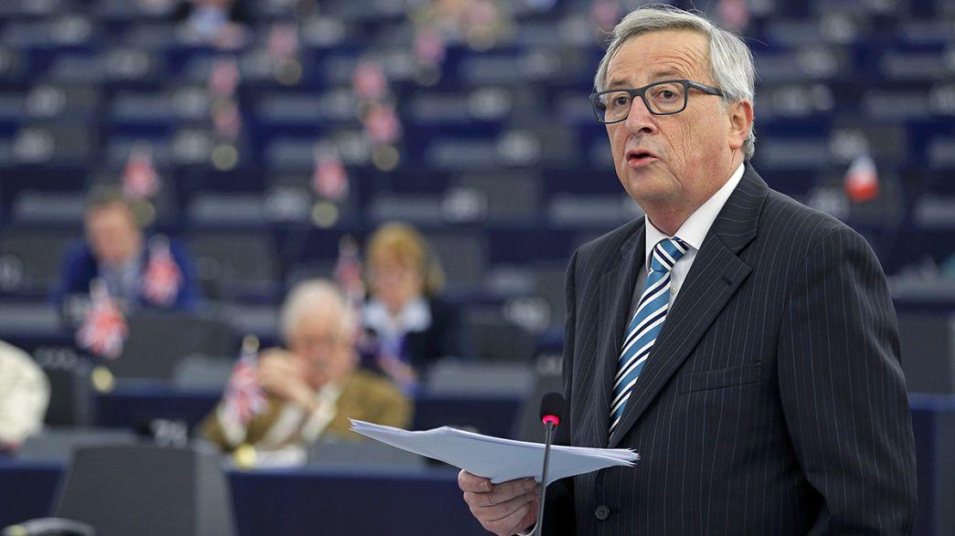 Reacciones en el Parlamento Europeo a la propuesta de Tusk