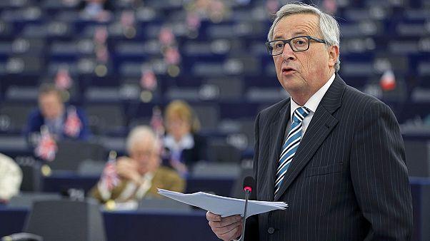 Réactions du Parlement européen aux propositions pour éviter un «Brexit»