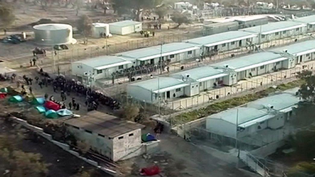 Grécia: Exército ajuda na gestão de fluxo migratório