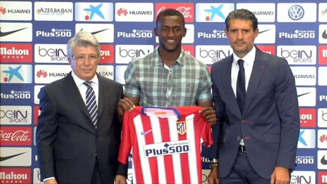Le Guangzhou Evergrande signe Jackson Martinez pour 42 M€