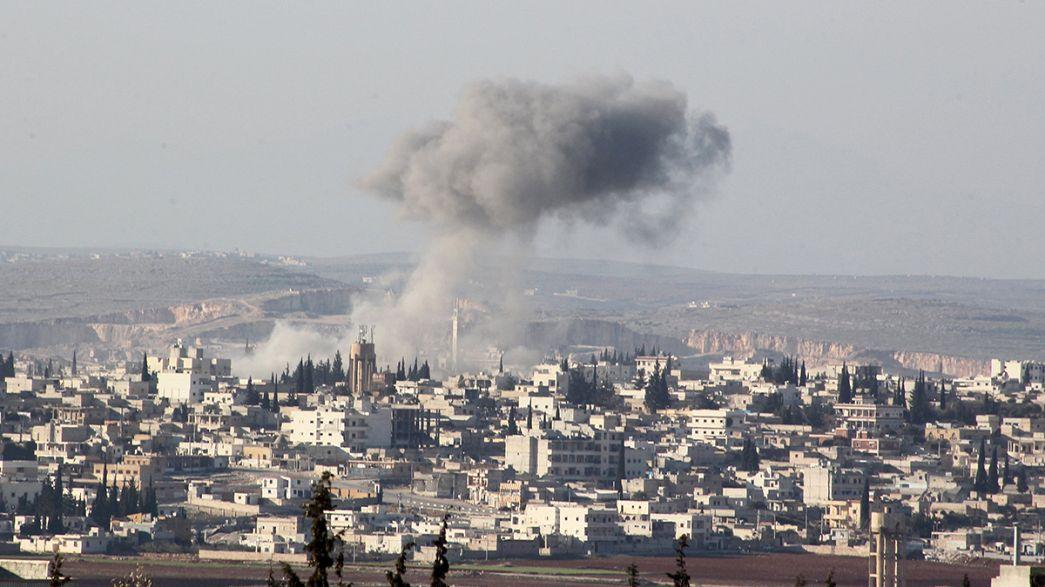 Syrie : la ville d'Alep bombardée tandis que la diplomatie patine