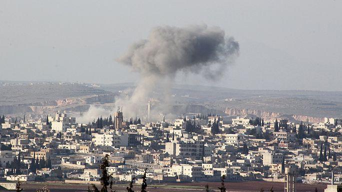 Harcok dúlnak a szíriai béketárgyalás idején is