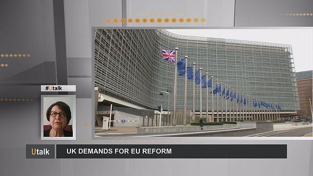 المطالب الأساسية لبقاء بريطانيا فى الاتحاد الأوروبى؟