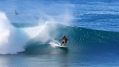 Surf: Kelly Slater ritrova la vittoria dopo due anni