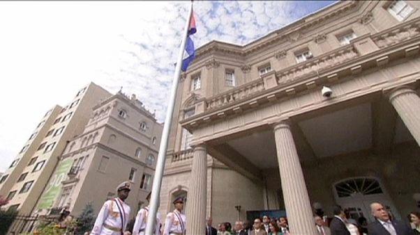 """Cuba-USA : """"Nous construisons des relations totalement nouvelles''"""