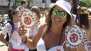 Βραζιλία: Απειλή για τον τουρισμό ο ιός Ζίκα