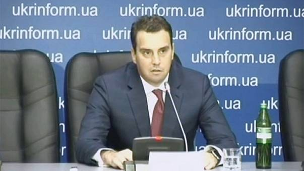 Ukraine's economy minister resigns saying he has 'no desire to be a screen for brazen corruption'