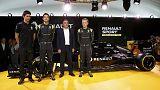 F1: ecco la nuova Renault, al ritorno dopo 4 stagioni
