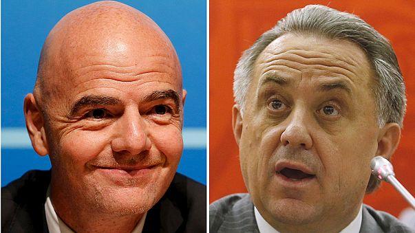 FIFA başkanlığı için Infantino'ya destek artıyor