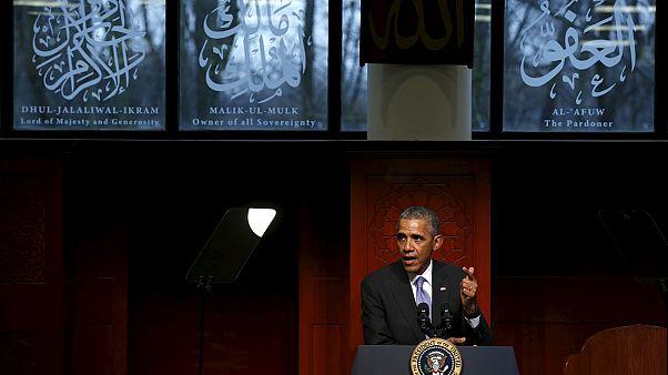 Obama warnt vor Islamophobie und tadelt Trump