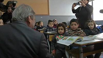 Syrian donors' conference calls for $9 billion