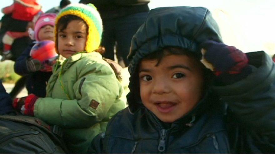 Balkan ülkelerinden göçmenler için ortak tavır