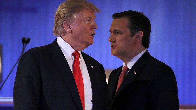 Trump accuses Cruz of 'stealing Iowa caucus'