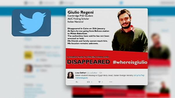 Missing Italian Giulio Regeni found dead in Cairo with 'signs of torture'