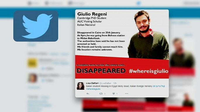 В Египте найдено тело итальянского студента со следами пыток