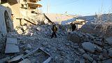 Fordulat Aleppóban: a szír kormányerők áttörték az ellenzék gyűrűjét