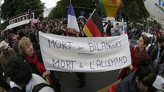وضعیت آموزش زبان های خارجی در کشورهای اتحادیه اروپا
