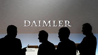 2016 kocht Daimler auf kleinerer Flamme