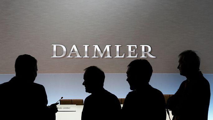 Daimler souffre des perspectives sur l'Asie moins optimistes que prévu