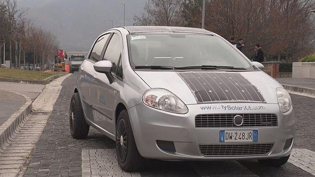 Un kit pour transformer sa voiture en véhicule hybride