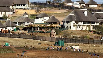 Zuma Home Controversy: Opposition have until Friday to respond to repayment offer