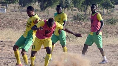 Boko Haram invasion affects local football team