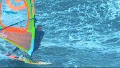 Доска, парус и 13-метровые волны
