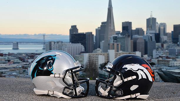 Broncos and Panthers set for Super Bowl 50