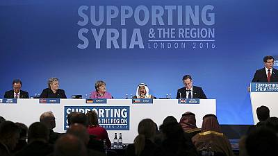 Syria: conference raised billions in aid