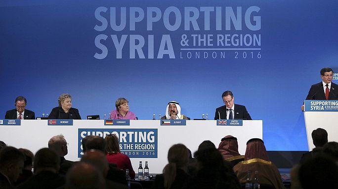 Több mint 10 milliárd dollár a szíriai válság áldozatainak