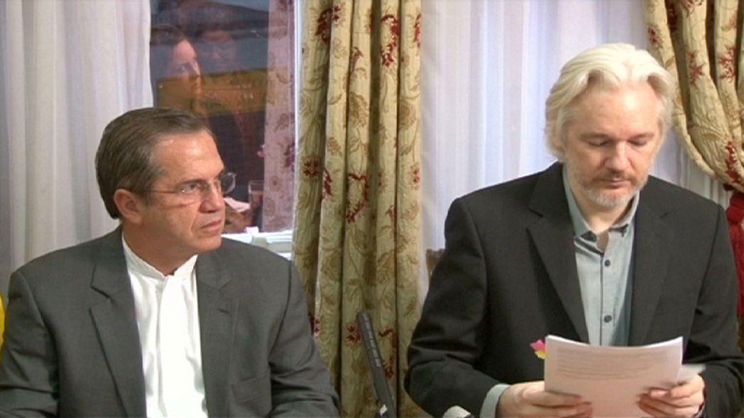 Julian Assange, ¿pronto libre?