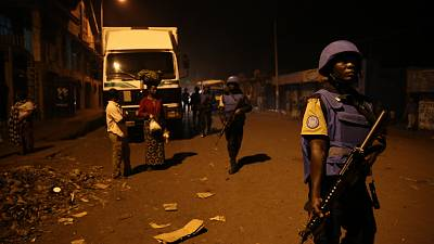 Les troupes de l'ONU stoppent des affrontements entre villageois dans l'est de la RDC