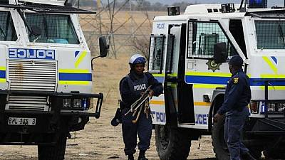 South Africa: Suspended police chief cries out