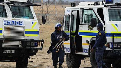 Afrique du Sud : la chef de la police suspendue