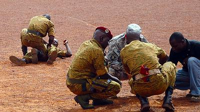 Burkina Faso to reform its military force