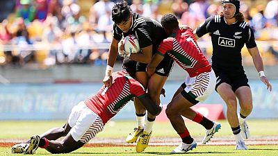 Rugby : le Kenya et l'Afrique du Sud à Sydney