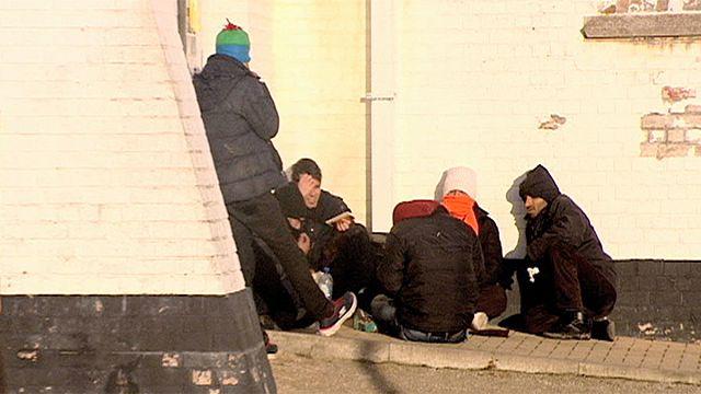 Göçmenlerin yeni rotası Belçika'nın liman şehri Zeebrugge